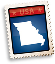 Missouri Stamp